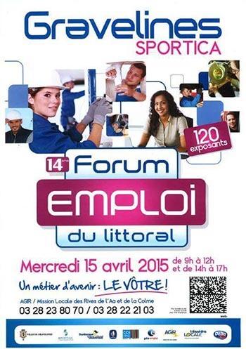 forum emploi littoral