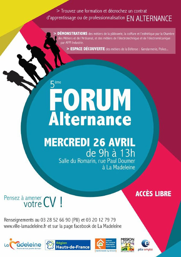 5E FORUM ALTERNANCE