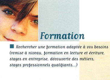 formation mission  locale