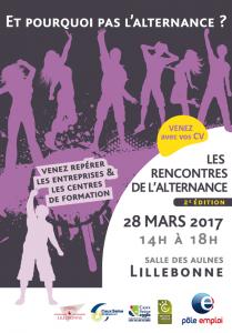 Les rencontres de l'alternance à Lillebonne