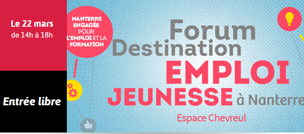 forum destination emploi jeunesse  2017  u2013 mission locale
