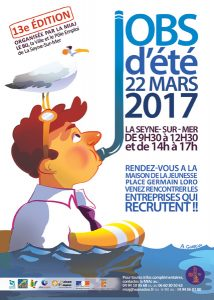 13ème édition du forum Jobs d'été de La Seyne-sur-Mer
