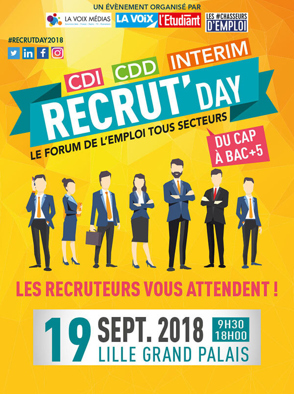 RECRUT DAY