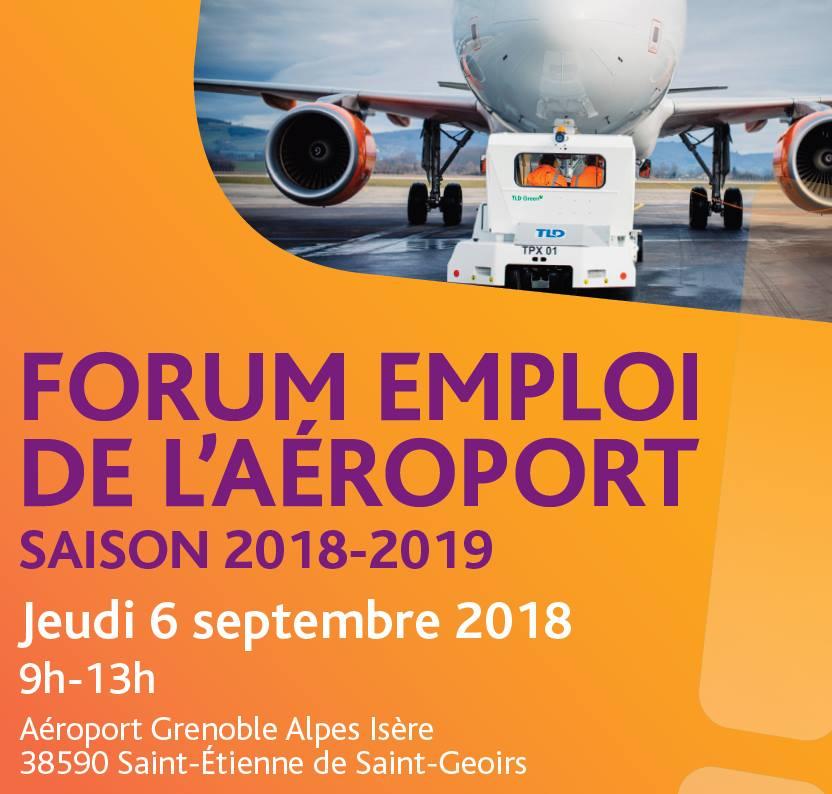 forum emploi de l u0026 39 aeroport