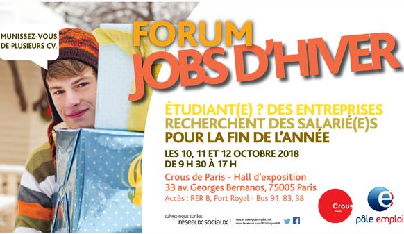 forum jobs d u0026 39 hiver