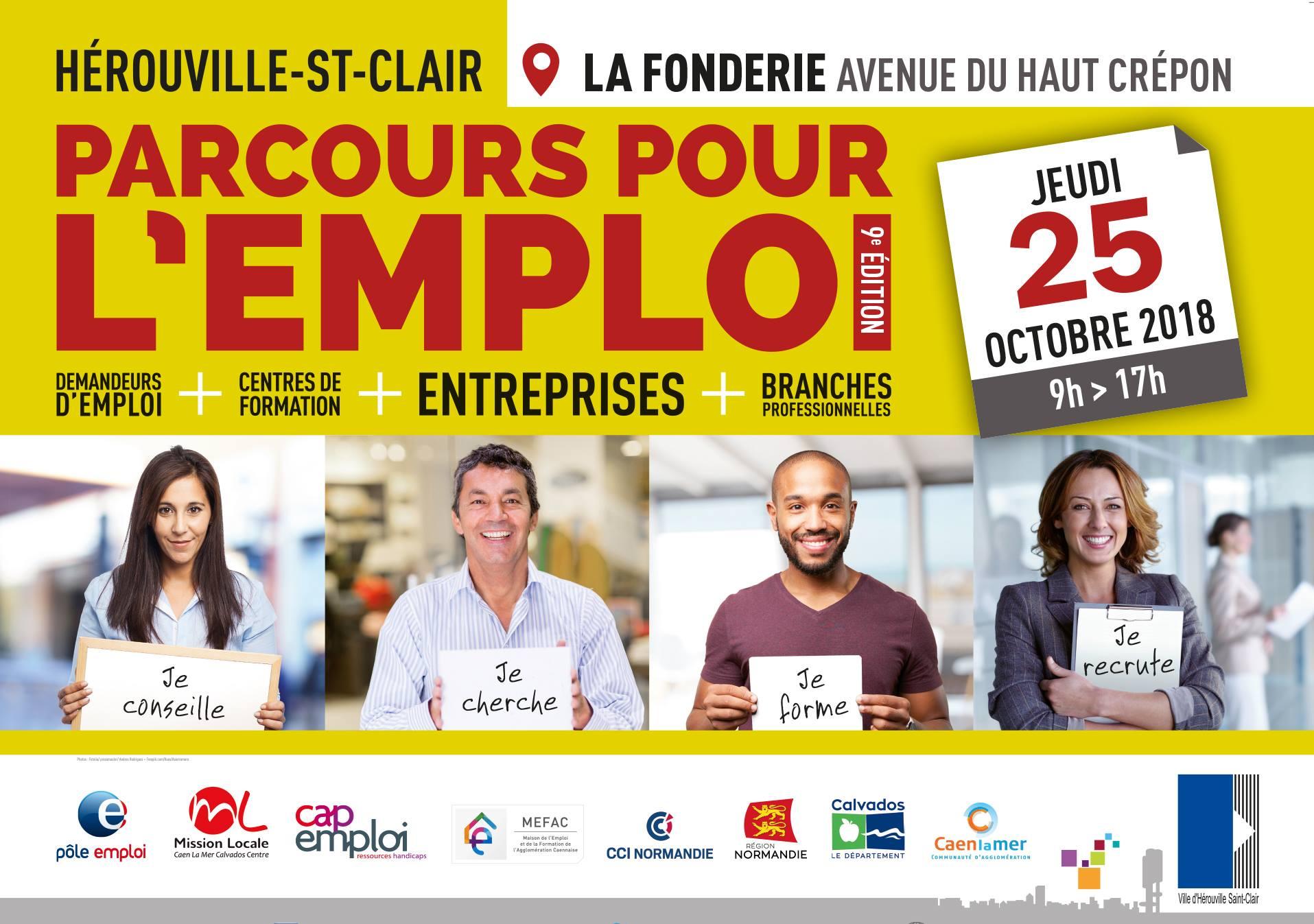 forum parcours pour l u0026 39 emploi 2018